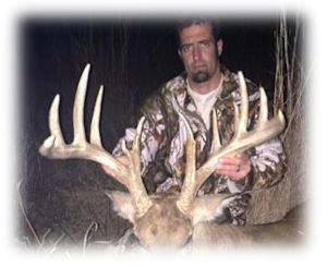 kansas trophy black powder deer hunting.